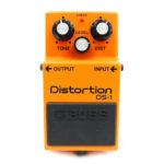 DS-1 DS-2 OD-1 OD-3 BD-2 中古 BOSSのギターエフェクターを通販でお取り寄せ!